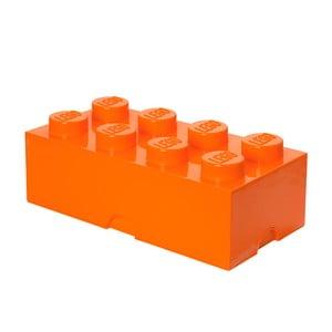 Pomarańczowy pojemnik LEGO®
