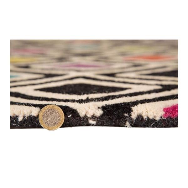 Dywan wełniany Flair Rugs Diamond, 80x150 cm