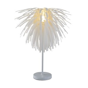 Lampa stołowa Fishy, biała