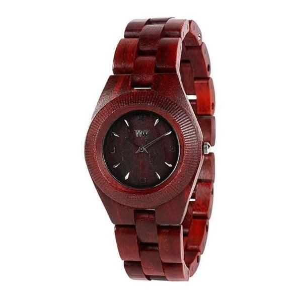 Drewniany zegarek damski Odyssey Brown
