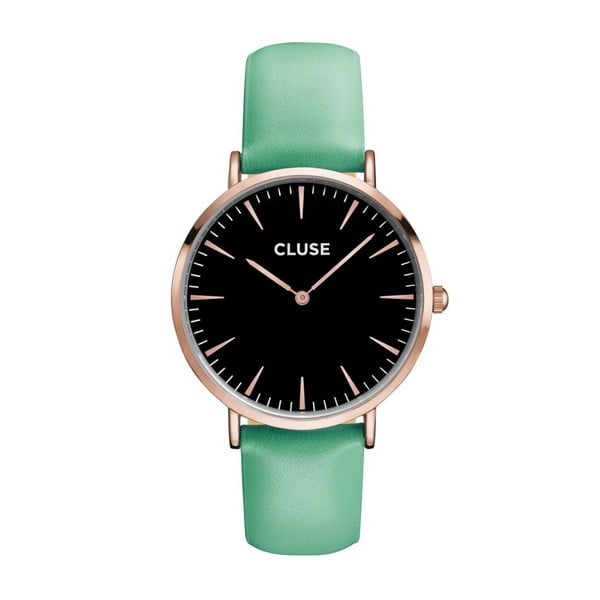 Zegarek CLUSE La Bohème Rose Gold/Black Mint