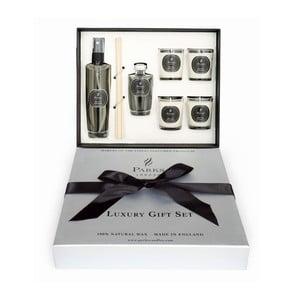 Zestaw podarunkowy o zapachu bergamotki i rozmarynu Luxury Parks Candles London
