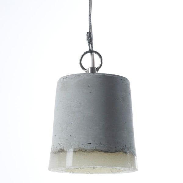 Lampa sufitowa Beton Round, 12 x 13 cm