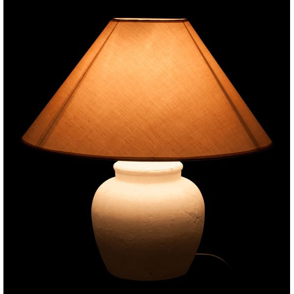Lampa stołowa Ceramic Mat, 34 cm