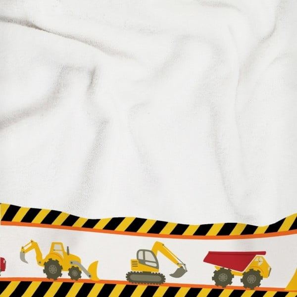 Komplet 2 ręczników Little W Construction