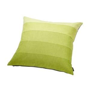 Poduszka z pierza kaczego Nuance Grey/Green