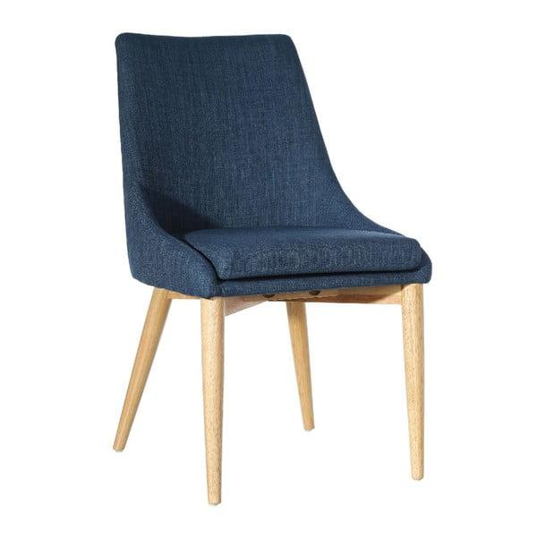 Krzesło Retro Up, niebieskie