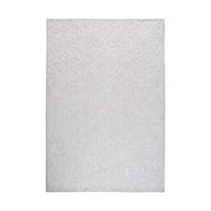 Wełniany dywan Riga Ivory, 160x230 cm