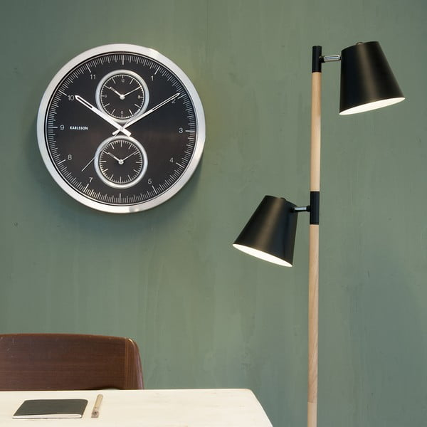 Lampa Present Time Rubi Black