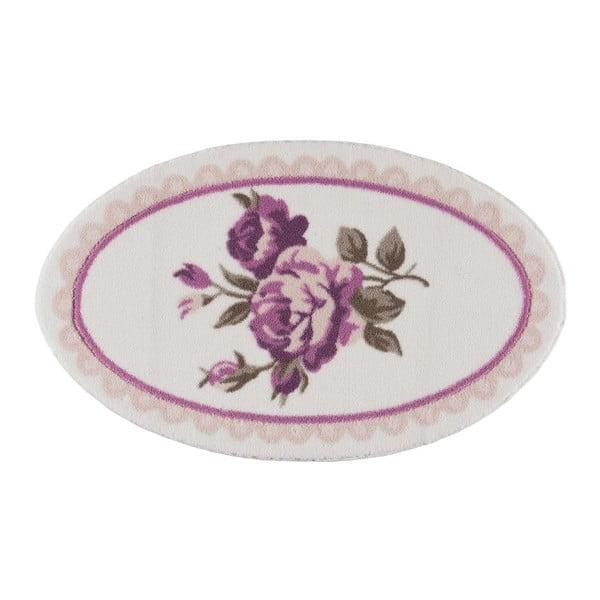 Dywanik łazienkowy Rose Pink, 66x107 cm