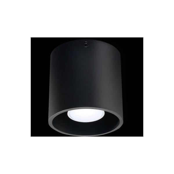 Czarna lampa sufitowa Nice Lamps Roda 1