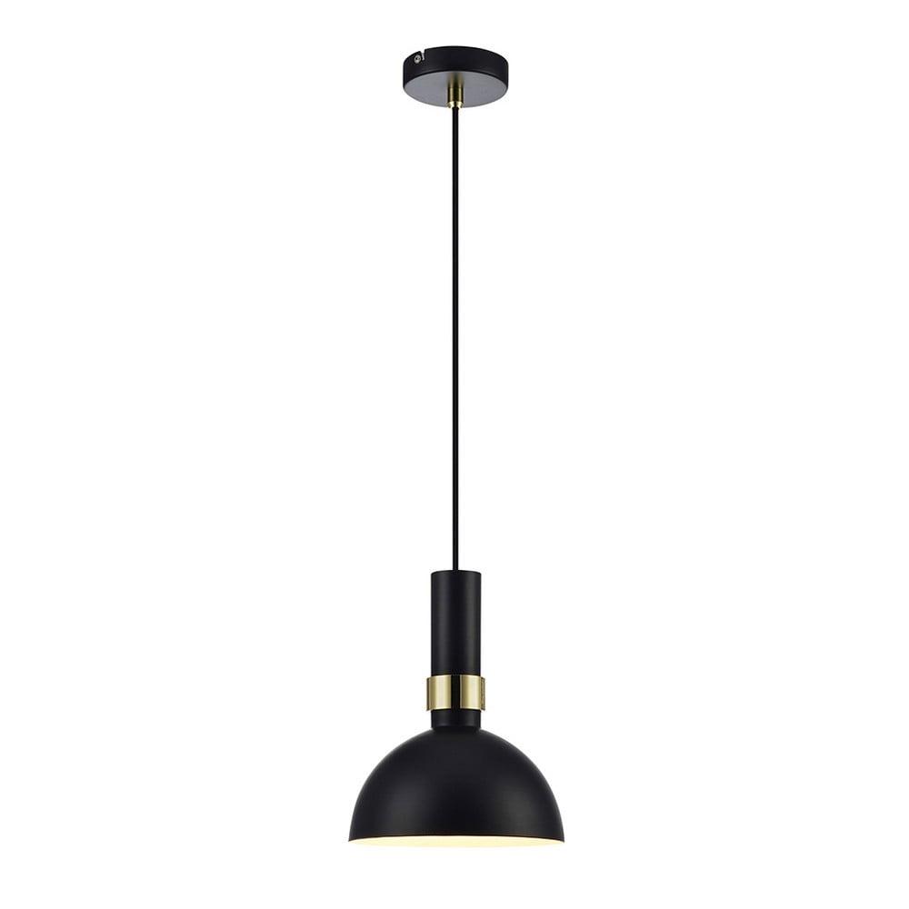 Czarna lampa wisząca Markslöjd Larry kolimpex