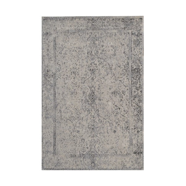 Dywan wełniany Canada, 160x230 cm, szary