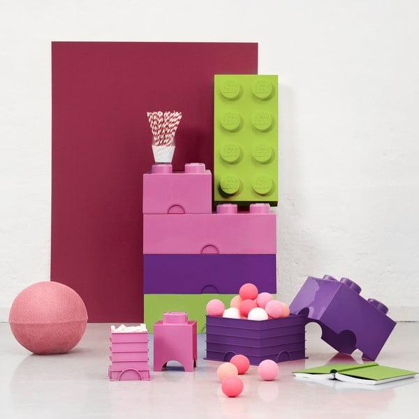 Różowy pojemnik LEGO®