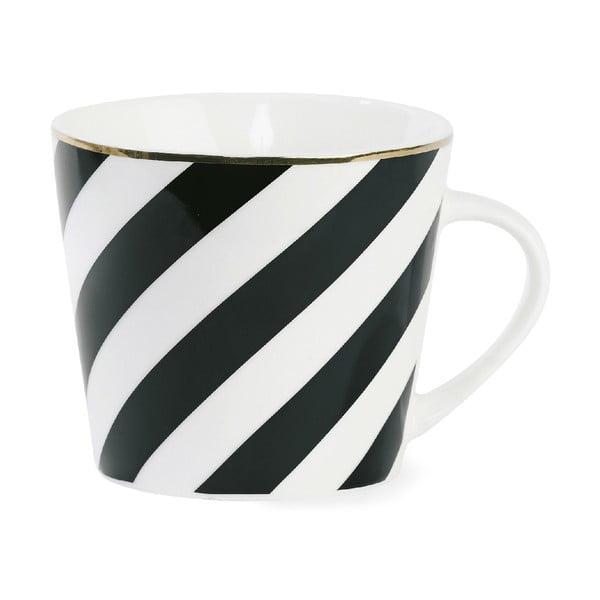 Kubek ceramiczny Black Stripes