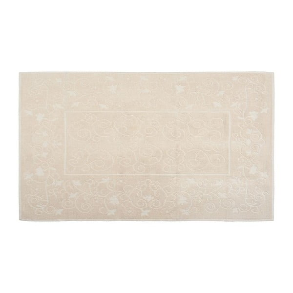 Kremowy dywan bawełniany Floorist Qwara, 60x90cm