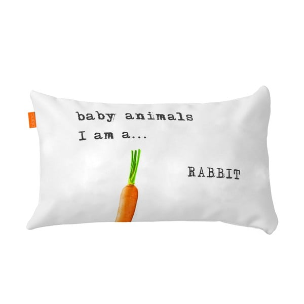 Poszewka na poduszkę Rabbit, 50x30 cm