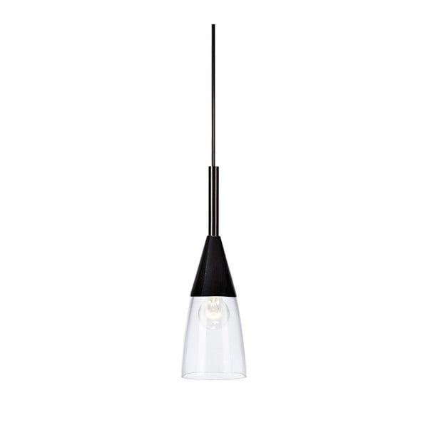 Czarna lampa wisząca Markslöjd Austere