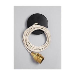 Kabel Brass Ivory Cream