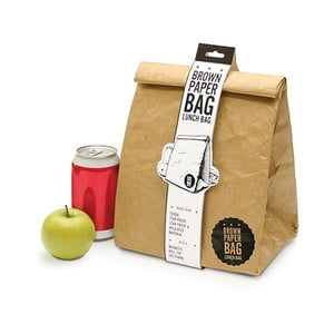 Termiczna torebka na drugie śniadanie Brown Paper Bag