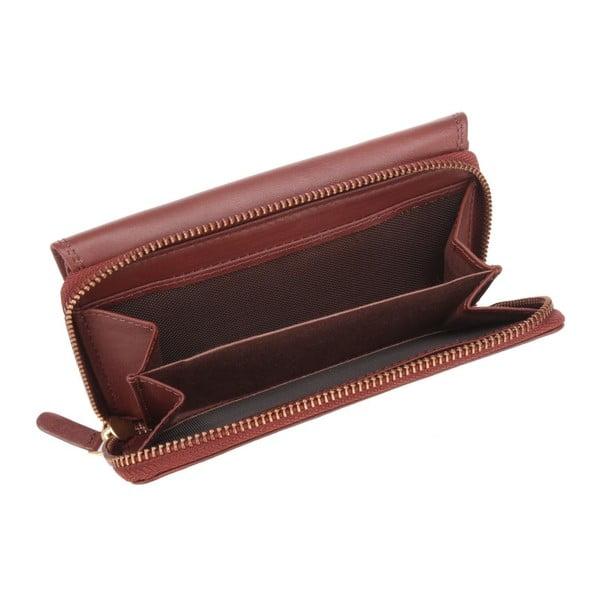 Skórzany portfel Alondra Whiskey