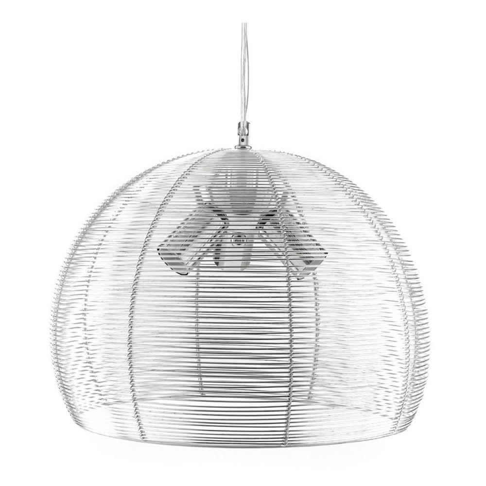 Przezroczysta lampa wisząca Tomasucci Lux