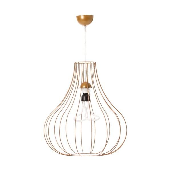 Lampa wisząca Leonie Gold
