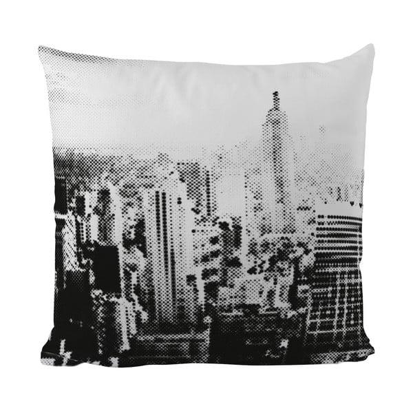 Poduszka Black Shake In The City, 40x40 cm