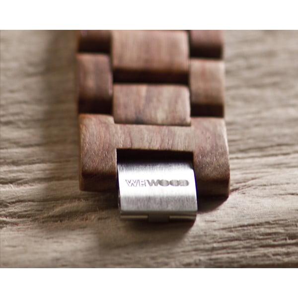 Drewniany zegarek Metis Chocolate