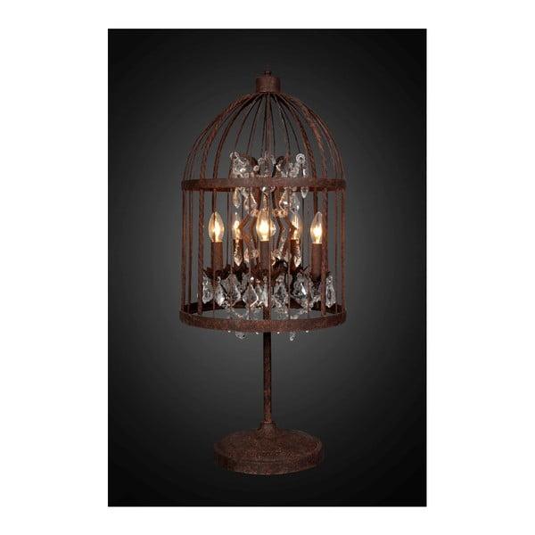 Lampa stołowa Antique Birdcage