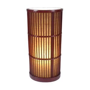 Lampa stołowa Deko, brązowa