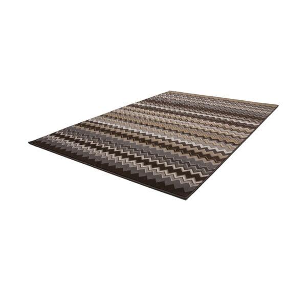 Brązowy dywan Kayoom Stella 700, 120x170 cm