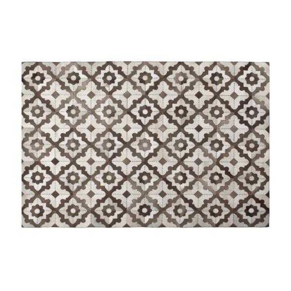 Winylowy dywan Patchwork Vintage Grises, 133x200 cm