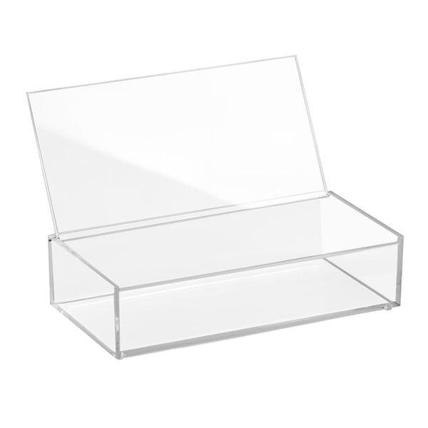 Organizer InterDesign Clarity Box 20,5 cm