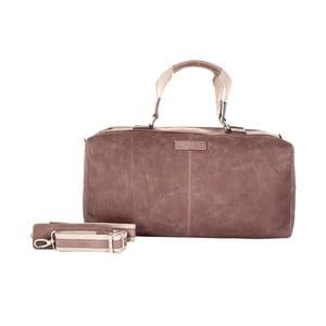Męska torba podróżna Vintage Grey