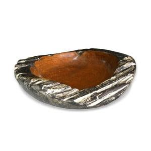 Miska drewniana Bowl Erosi