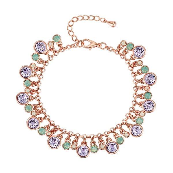 Bransoletka z kryształami Swarovski Lilly & Chloe Signoris