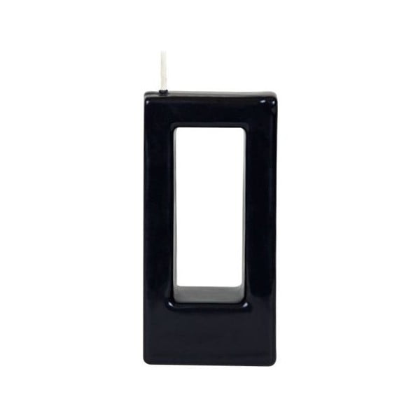 Świeczka Quadra 1 Black