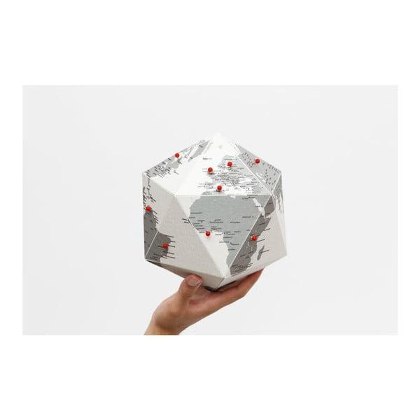 Globus składany Here, 30 cm
