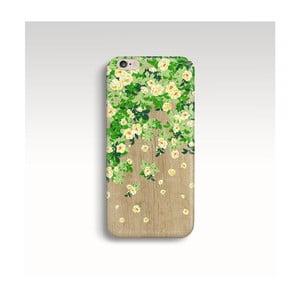 Etui na telefon Wood Roses na iPhone 6/6S