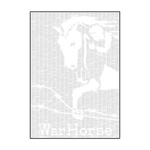 """Plakat """"Czas wojny"""", 50x70 cm"""