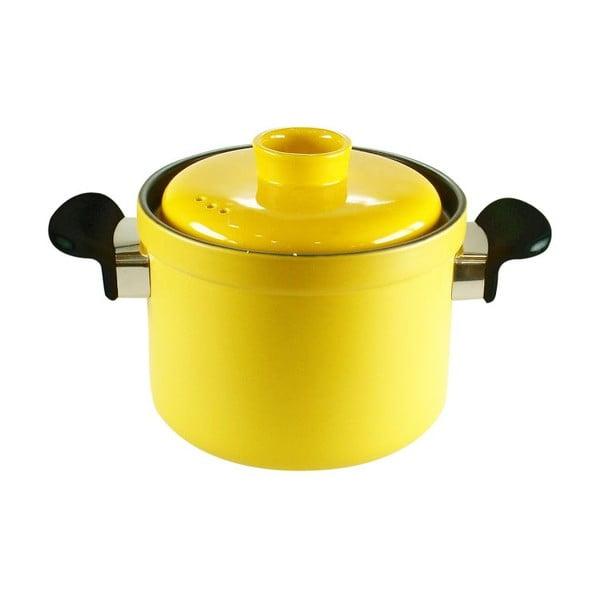 Garnek Casserole Design Yellow, 2,2 l
