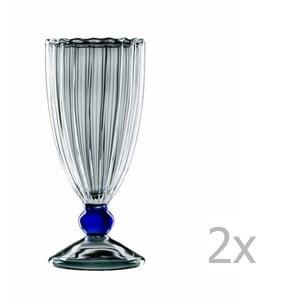 Zestaw 2   szklanych pucharków bloomix Alessia
