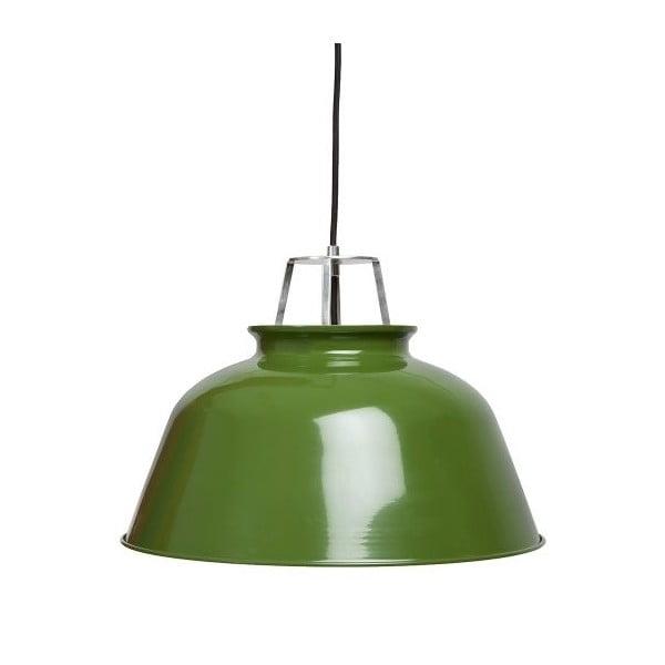 Lampa sufitowa Station Lamp, zielona