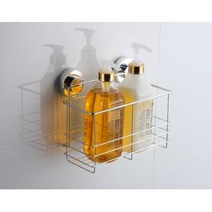 Uchwyt łazienkowy z przyssawką ZOSO Shampoo