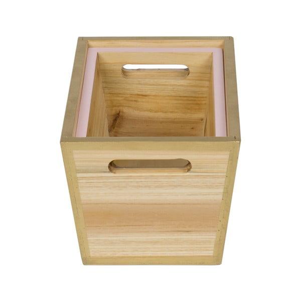 Zestaw 2 drewnianych organizerów Tri-Coastal Design Stockholm