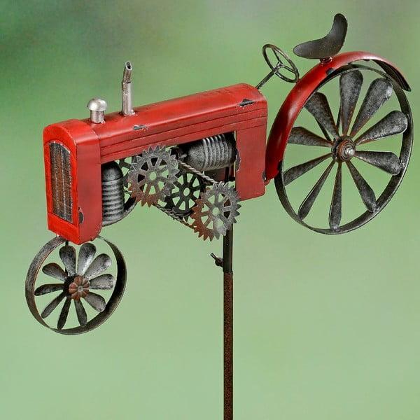 Dekoracja ogrodowa Tractor