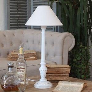 Lampa stołowa Mattia White