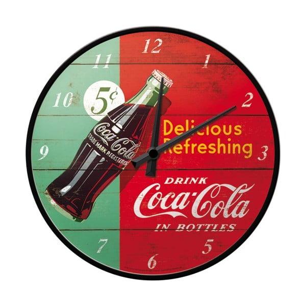 Zegar Drink Coca Cola, 31 cm