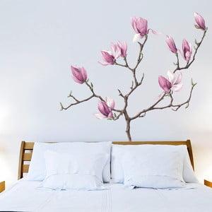 Naklejka dekoracyjna na ścianę Magnolia
